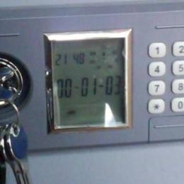 机械保险柜钥匙丢失